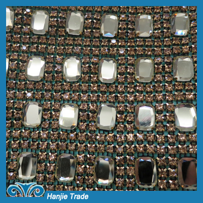 Wholesale Hot Fix Rhinestone Sheet Trimming