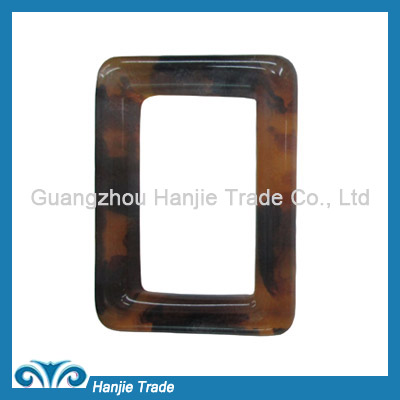 Wholesale decrotive plastic buckles for shoes