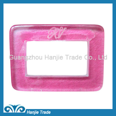 Wholesale decrotive female plastic buckles