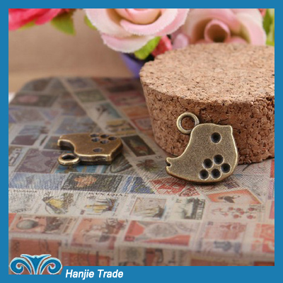 Wholesale Stock Charms Antique Bronze  Pendant