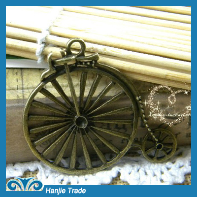 New Charms Antique Bronze  Pendant